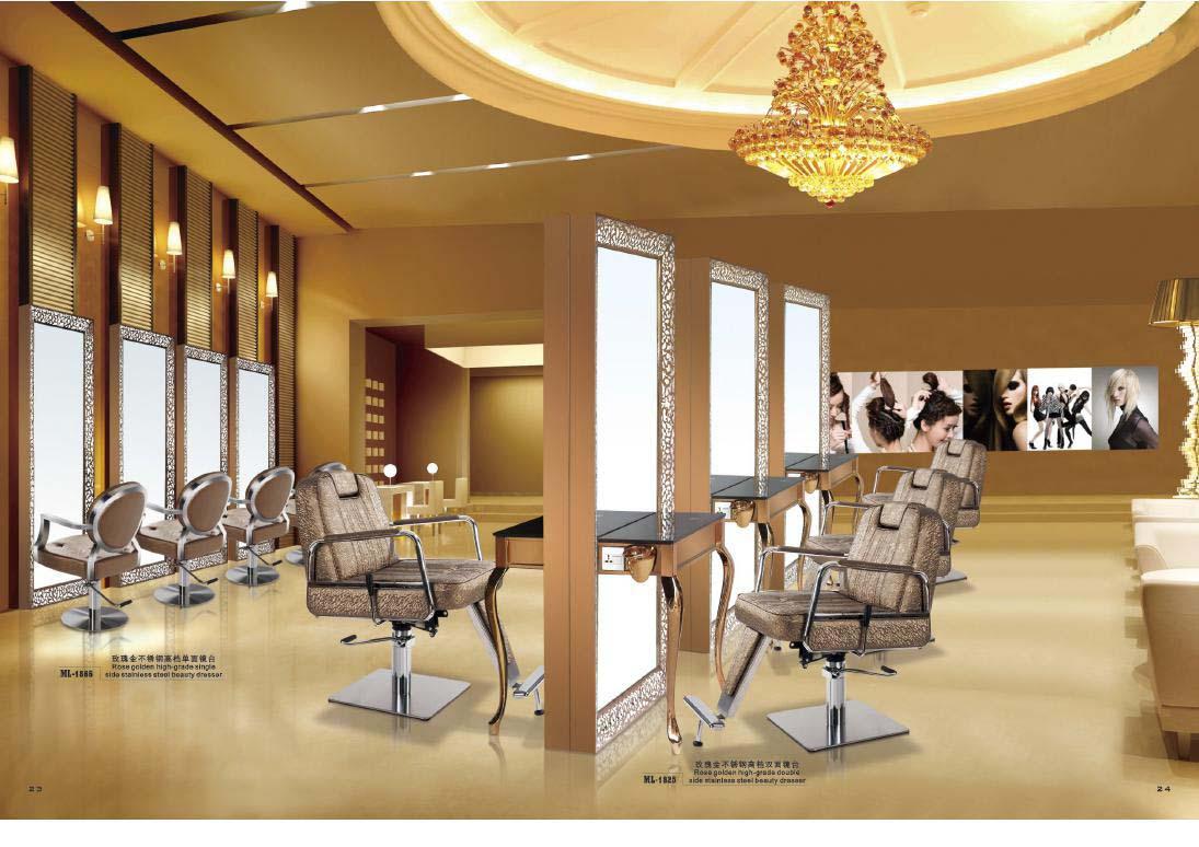 Salon Mirror Station 16 Top China